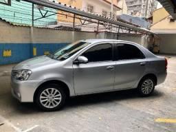 Etios Sedan XLS 1.5 - Extremamente conservado!