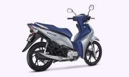 Honda Biz 2020 125cc Prata