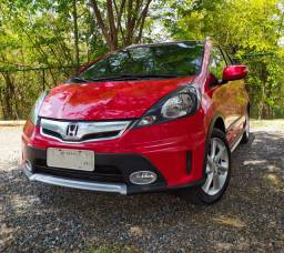 HONDA FIT TWIST 1.5 16V 2013 (FLEX) 4P AUTOMÁTICO !