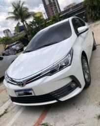 Corolla XEI 2.0 2019 25.000km
