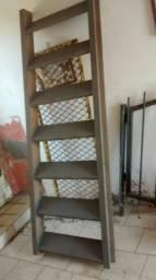 Escada para casa em aço