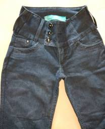 Calça jeans feminina 34