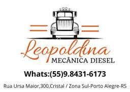 Mecânica a diesel e transportes (fretes)