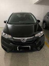 Honda Fit Cvt 2015 super inteiro