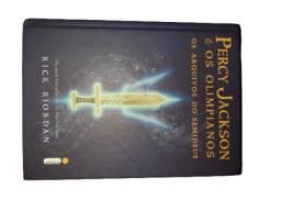 Percy Jackson e os Olimpianos - Os Arquivo do Semideus