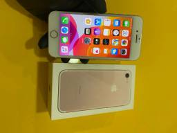 Apple iPhone 7 32gb Rose Seminovo pra você