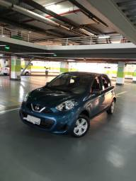 Nissan march 1.0 s 2016