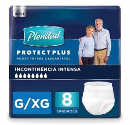 Fralda Plenitude protect plus G/XG