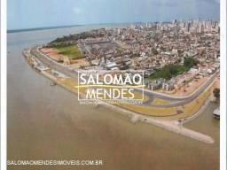Grande área no Portal da Amazônia, 11.000 m², frente para o rio /TE00006