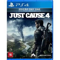 Just Cause 4 PS4 Lacrado
