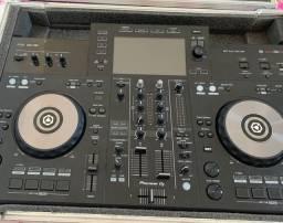 Xdj RR controladora pioneer semi-nova + case (universal cases) [não aceito trocas]