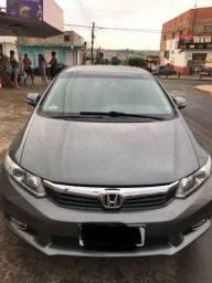 Vendo Civic EXS 2012/12 o mais novo do DF