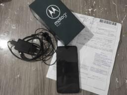 Moto G8 plus completo