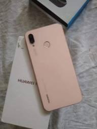 Lindo novo lindo Huawei P20lite Rose. Troco
