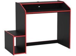 Mesa / Escrivaninha Gamer - Vermelha