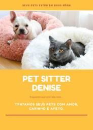 Pet sitter ( cuidando do seu pet)