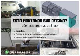 Obras e Projetos | Oficina Mecânica e Lava a Jato