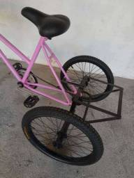 Bicicleta triciculo