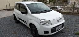 Fiat uno 1.0 vivace 8v flex 2p manual sem ar condicionado
