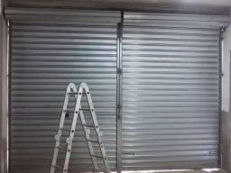 Manutenção e vendas portas aço