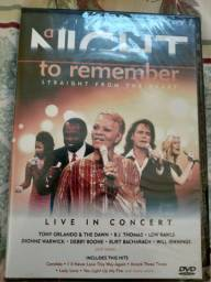 Dvd a night to remember live in concert