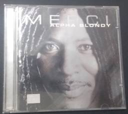 CD Alpha Blondy - Merci
