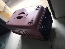 Caixa de transporte para cães e gato