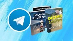 Grupo Gratuito Telegram c/ Desconto de Livros - Link Descrição