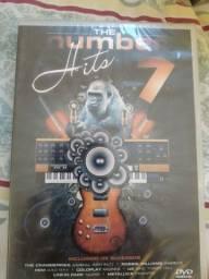 Dvd The number 7 hits original lacrado