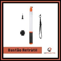 Bastão GoPro Retrátil Flutuante