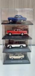 Miniaturas Carros Brasileiros 1:43