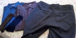 Camisas e calça social