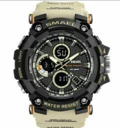 Promoção Relógio Smael Militar