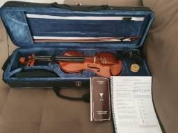 Violino Eagle 4/4 VE 441 usado por 3 vezes