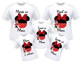 Camisetas personalizadas com temas, fotos, frases e logos