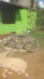 Bicicleta antiga aro 28 ano 62