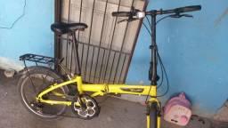Vendo bicicleta por r$ 600