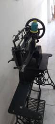Máquina de remendo para sapateiro