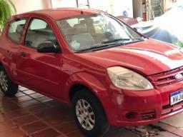 3.000,00 de Entrada Ford Ka Basico 2011
