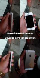 IPhone 5s zero sem nenhum arranhão