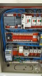 Eletricista industrial e Automação