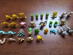 Lote Miniaturas sortidas pokémon Caçulinha