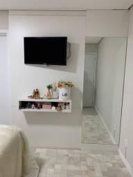 Painel espelho + TV 32 polegadas samsung