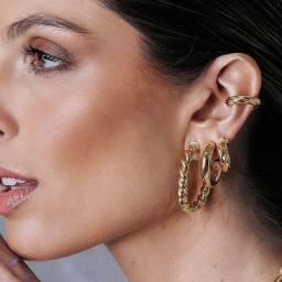 Uau bijouxs vendas de Semi Joias de luxo bijouxs