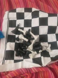Estou doando jogo de tabuleiro xadrez
