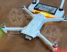 Drone profissional Fimi x8 se 2020 - câmera 4K, Guimbal 3 eixos