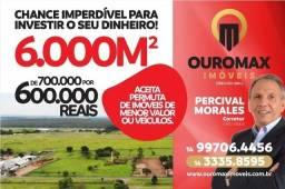 Área à venda, 6000 m² por R$ 600.000 - Distrito Industrial I - Ourinhos/SP.