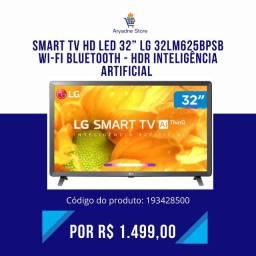 Smart Tv Hd Led 32 Lg