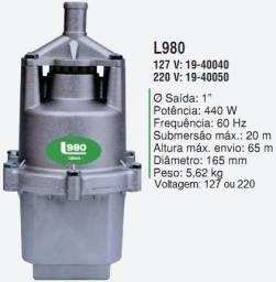 Bomba Submersa Tipo Sapo I900 450 watts para Envio de Até 65m de altura