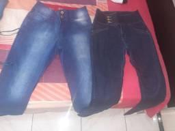 Vendo calças femininas